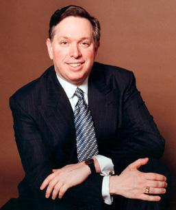 Michael Kaiser is the president of the Kennedy Center in Washington, D.C.