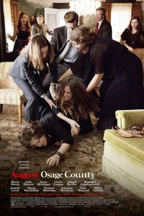 'August: Osage County' is on our critics' list this week.
