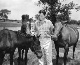 The Kemper family supported farming and agriculture, most notably through the support of the American Royal.