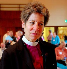 Katharine Jefferts Schori is Presiding Bishop of the Episcopal Church.