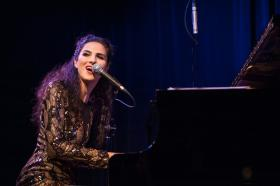 Laila Biali talks with Steve Kraske about her performance at the Blue Room March 1.