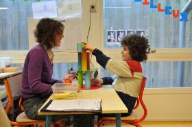 Applied Behavior Analysis (ABA) autism therapy often requires one-on-one instruction.