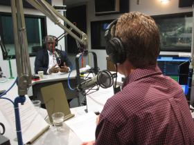 Kansas City, Mo., Mayor Sly James speaks with Steve Kraske on Up to Date.