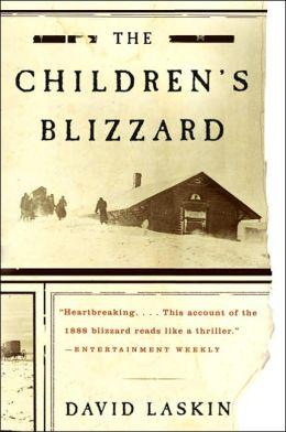 David Laskin is the author of The Children's Blizzard.