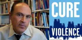 Dr. Gary Slutkin is the founder of Cure Violence.
