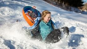We're looking for the best sledding hills in Kansas City on Up to Date.