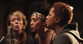 Backup singers are the subjects of '20 Feet From Stardom,' one of Cynthia Haines' 'Three To See.'