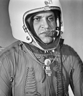 Pilot Francis Gary Powers was shot down by the Soviet Union while flying his U-2 spy plane in 1960.