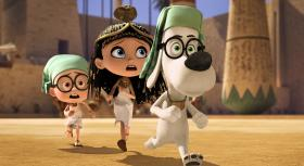 Jason Schleifer was the head of character animation on 'Mr. Peabody & Sherman.'