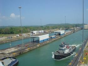 It's been 100 years since the Panama Canal was completed.