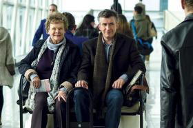 Judi Dench and Steve Coogan star in Philomena, which has charmed both of Up to Date's critics this week.