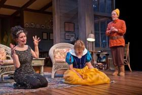 Vanya and Sonia and Masha and Spike plays this weekend at the Kansas City Repertory Theatre.