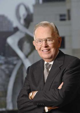Philanthropist and financial innovator Jim Stowers, Jr.