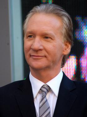 Bill Maher comes to Kansas City this weekend.