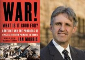 Ian Morris is the author of 'War! What Is It Good For? Conflict and the Progress of Civilization from Primates to Robots .'