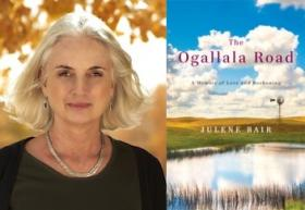 Julene Bair is the author of 'The Ogallala Road.'