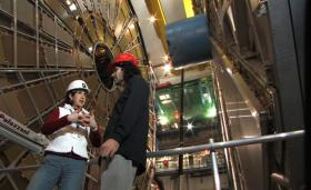 'Particle Fever' explores what it's like to work at CERN's Large Hadron Collider.