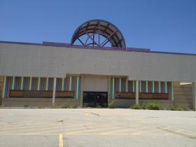 Bannister Mall, pictured here, was legendary in the rise and fall of the local shopping mall.