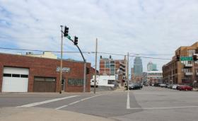 ArtsKC-Regional Arts Council will be relocating this summer to the Crossroads Arts District, near a cluster of restaurants, shops and galleries, such as Hammerpress, Town Topic, and Kemper at the Crossroads.