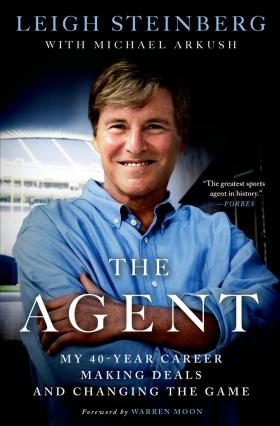 Sports agent Leigh Steinberg joins 'Up to Date' host Steve Kraske to talk about his new memoir.