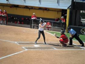 The Mizzou softball team lost their chance at a national title Sunday.
