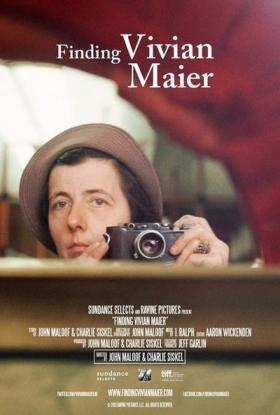 'Finding Vivian Maier' is on Cynthia Haines' list this weekend.