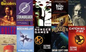 These teen books have the highest historical check-out rate at the Johnson County Libraries.