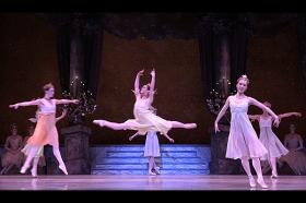 Kansas City Ballet dancers perform in 'Cinderella.""