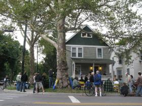 PorchFests fill historic city neighborhoods with live music, in Kansas City and throughout the United States.