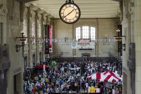 Kansas City's Maker Faire At Union Station.