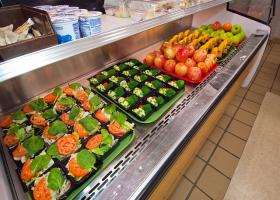 Schools are now required to serve more fruits and vegetables. But cafeteria workers say the healthy foods are ending up in the trash.