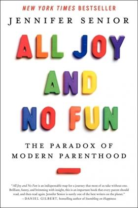 Author Jennifer Senior stops by 'Up to Date' to discuss her new book about how children influence their parents' lives.