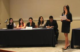 Debate has become a popular competitive activity at high schools and colleges.
