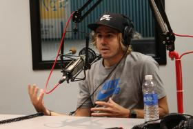 Sporting KC player Chance Myers joins Steve Kraske in the studio.