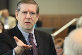 Dr. David Kessler, a former head of the U.S. Food and Drug Administration, led an effort to reduce tobacco use and now sees obesity as a top threat to Americans' health.