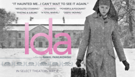 The Polish film 'Ida' is on our critics' list this week.