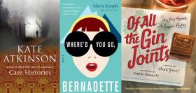 'Case Histories,' 'Where'd You Go Bernadette' and 'Of All The Gin Joints' are just some of the titles on our Book Doctors' lists this week.