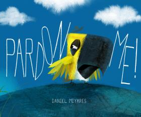 Padron Me! by Daniel Miyares was published by Simon & Schuster.