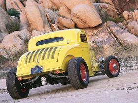 """""""Jake's Coupe"""" is just one of the hot rods on display at the Art of the Car Concours this Sunday."""