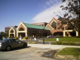 St. Joseph Medical Center in Kansas City, Mo., pictured here, is one of several local Catholic hospitals that would be owned by Prime Healthcare Services of California.