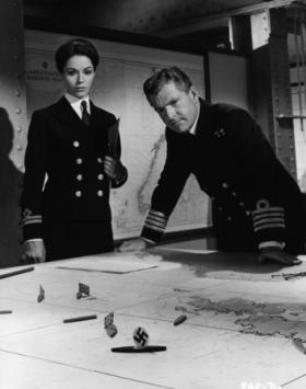 'Sink the Bismarck!' is on our DVD Gurus' list of World War II flicks.