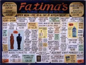 Renee Stout, 'Fatima's Sign,' 2002