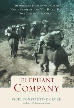 Vicki Constantine Croke is the author of Elephant Company.