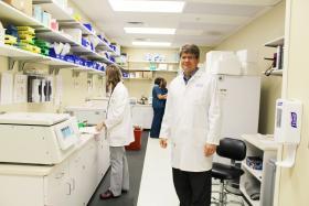Dr. Jeffrey Burns is the co-director of the Alzheimer's Disease Center at KU Med Center.