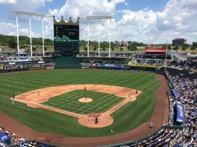 Royals offer peanut-allergic fans a 'suite' view at select games this season.
