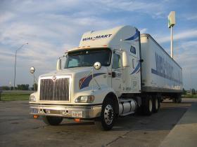 Driver fatigue is a safety problem in the trucking industry.