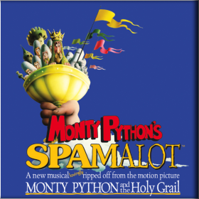 "Check out ""Spamalot"" at The Jewish Community Center of Greater Kansas City this weekend!"