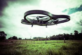 Using unmanned aerial vehicles is a controversial practice, whether to scout farmland or to skirt laws outlawing the filming of farms.