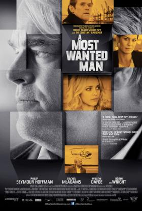 'A Most Wanted Man' is on critic Cynthia Haines' list this weekend.