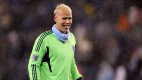 Sporting KC goalie Jimmy Nielsen retired at the end of the 2013 MLS season.